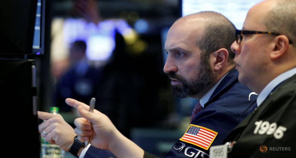 Futures higher as investors weigh bank earnings