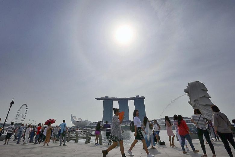 Less wet weather expected in S'pore in second-half of January