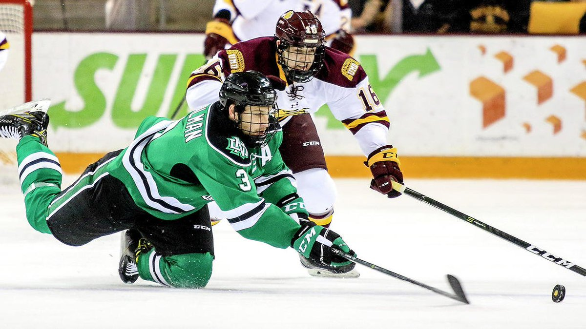 UND hockey aims to end losing skid against Bulldogs this weekend https://t.co/YVivCu0FwP https://t.co/35wGlYvknx