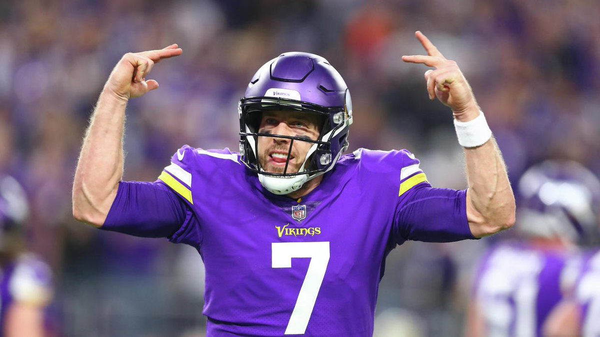 No one foresaw an NFC title matchup between Vikings' Keenum and Eagles' Foles https://t.co/YPOIc3woHe https://t.co/hoTBBeZ597