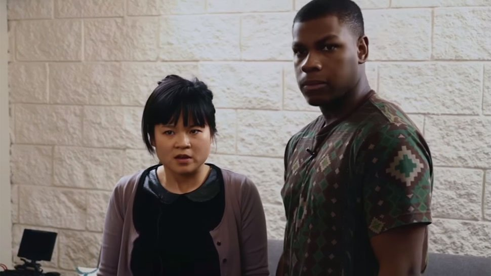 Celebrate Kelly Marie Tran's birthday by watching her #TheLastJedi audition: https://t.co/DUkHUDi0D6 #StarWars https://t.co/WfxbwROWRt