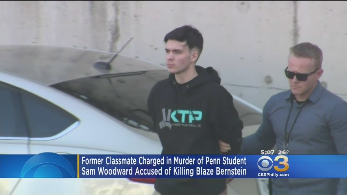 Suspect Charged With Murder In Death Of UPenn Student