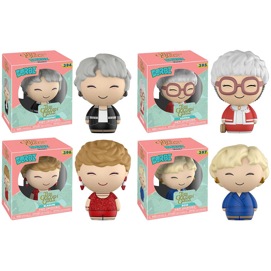 RT @OriginalFunko: RT & follow @OriginalFunko for the chance to win a set of The Golden Girls Dorbz! #BettyWhite https://t.co/XV5WpmsMaA