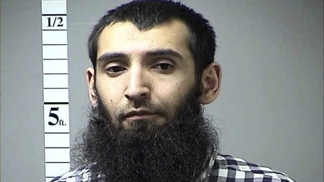 Lawyers: Suspect in New York's Halloween terror attack willing to plead guilty