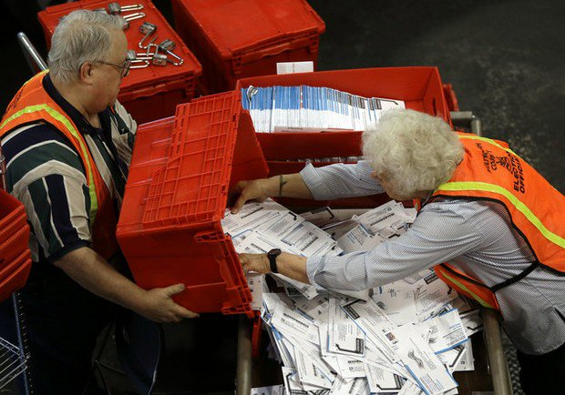 Have you mailed your ballot? Portland-area voters face Thursday deadline