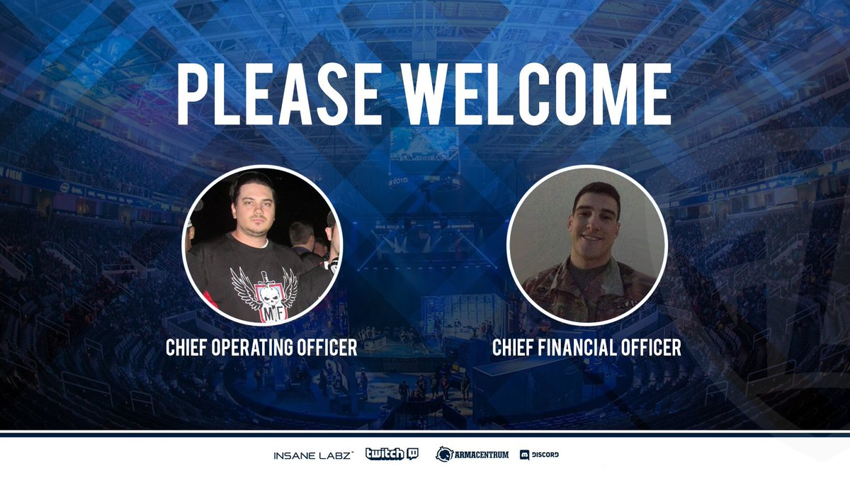 We would like to formally welcome the new COO @AwestruckDustin and CFO @Scatterr_ into the EZG management team! #ItsThatEZ https://t.co/uADZVWSuPV