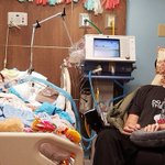 Child in heartbreaking photo dies of aggressive brain cancer
