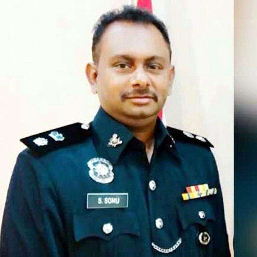 Cop injured, shots fired in Sungai Buloh hit-and-run incident