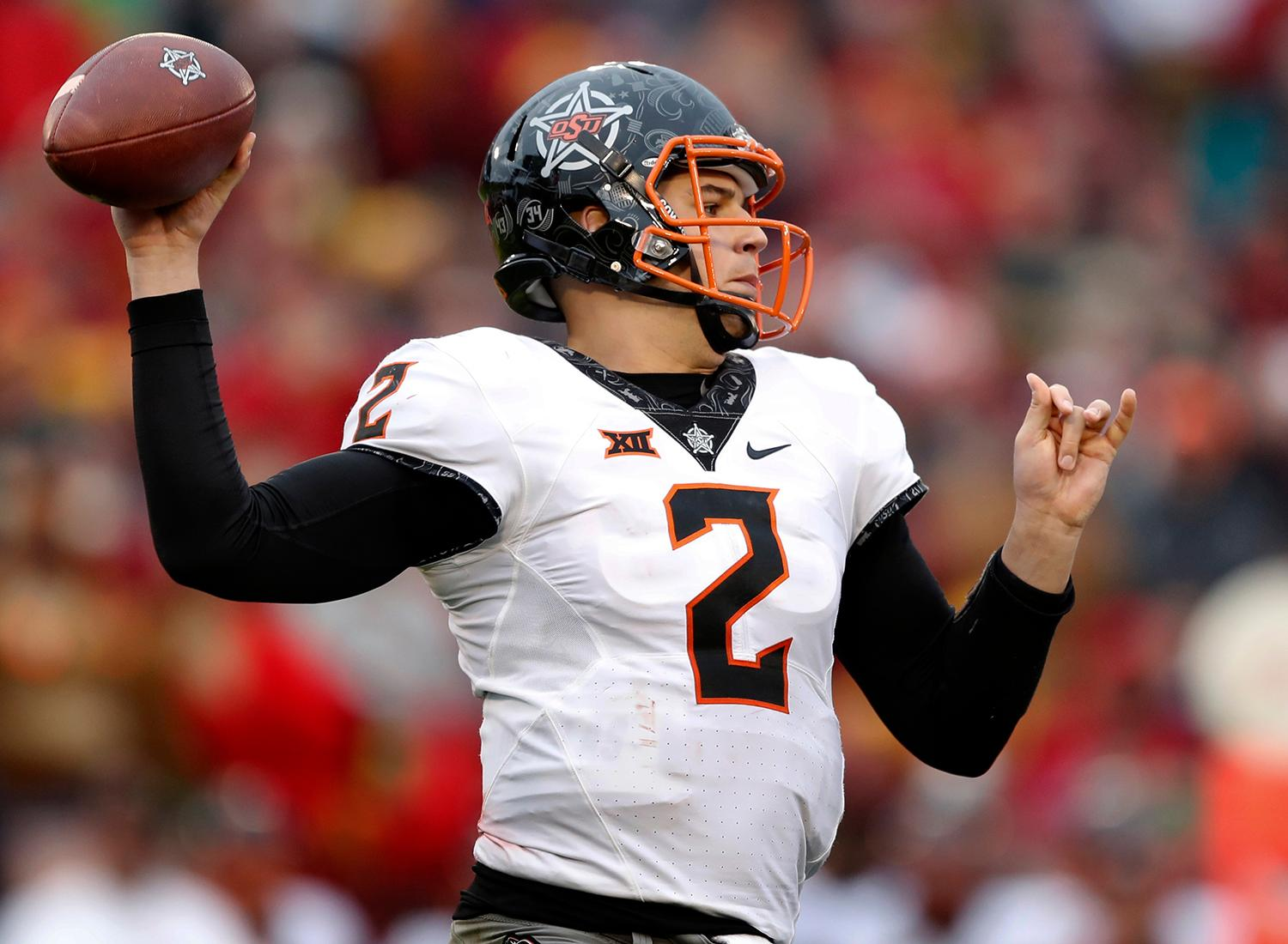 Mason Rudolph to sit out #SeniorBowl with foot sprain.  https://t.co/J08rks1t6f (via @RapSheet) https://t.co/MjXRsEbqLh