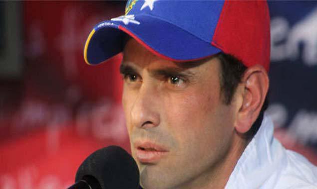 Capriles: Lo que hubo fue una ejecución que debemos repudiar https://t.co/T7f5qF75eM #politica https://t.co/aWYQmxHJtR