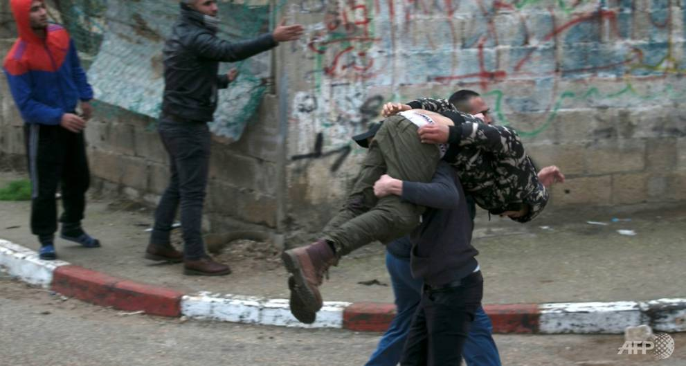 Israeli forces kill suspect in rabbi's murder in West Bank raid