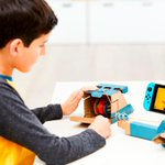 Nintendo launches DIY cardboard toys for Switch
