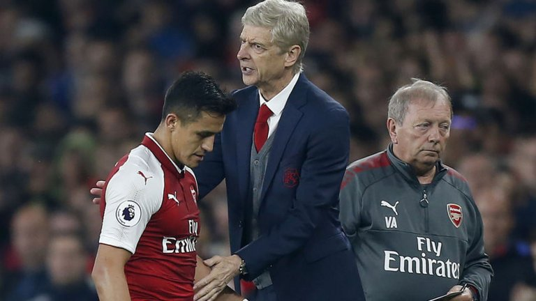 BREAKING: Arsene Wenger says transfer of Alexis Sanchez to Manchester United is likely to happen. #SSN https://t.co/fNmeZJv7uX