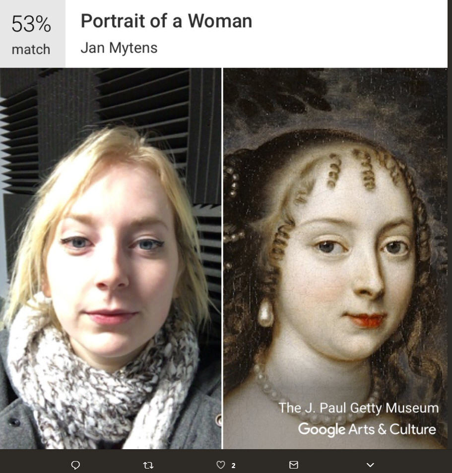 Here's why Texans can't use Google's viral art selfie feature