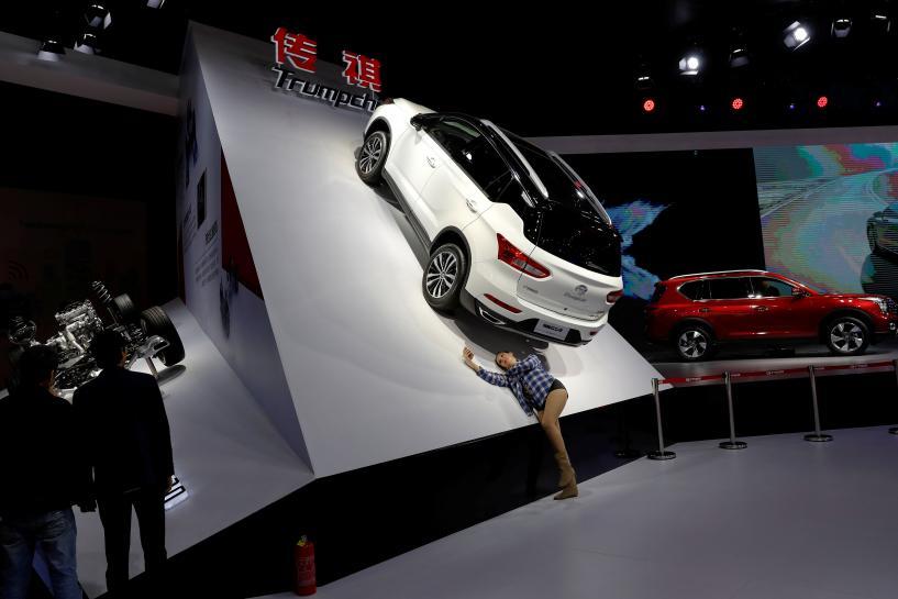 Chinese automaker's U.S. market drive runs into Washington opposition