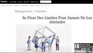 Se Fixer Des Limites Pour Jamais Ne Les Atteindre (@forbes_fr) #management https://t.co/7l64y2FZCl https://t.co/fFPmQcYmXs