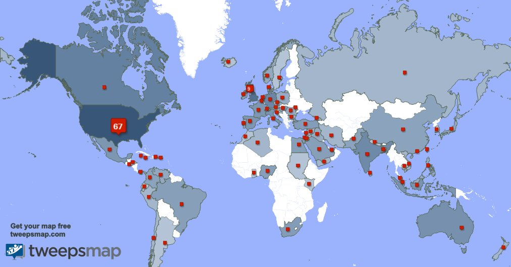 I have 49 new followers from USA, and more last week. See 0RFkYGW5nP 3S2zo