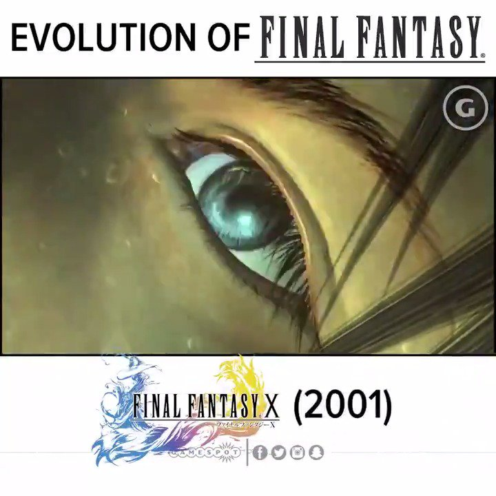 What's your favorite Final Fantasy game? https://t.co/CXtWvuzoHS