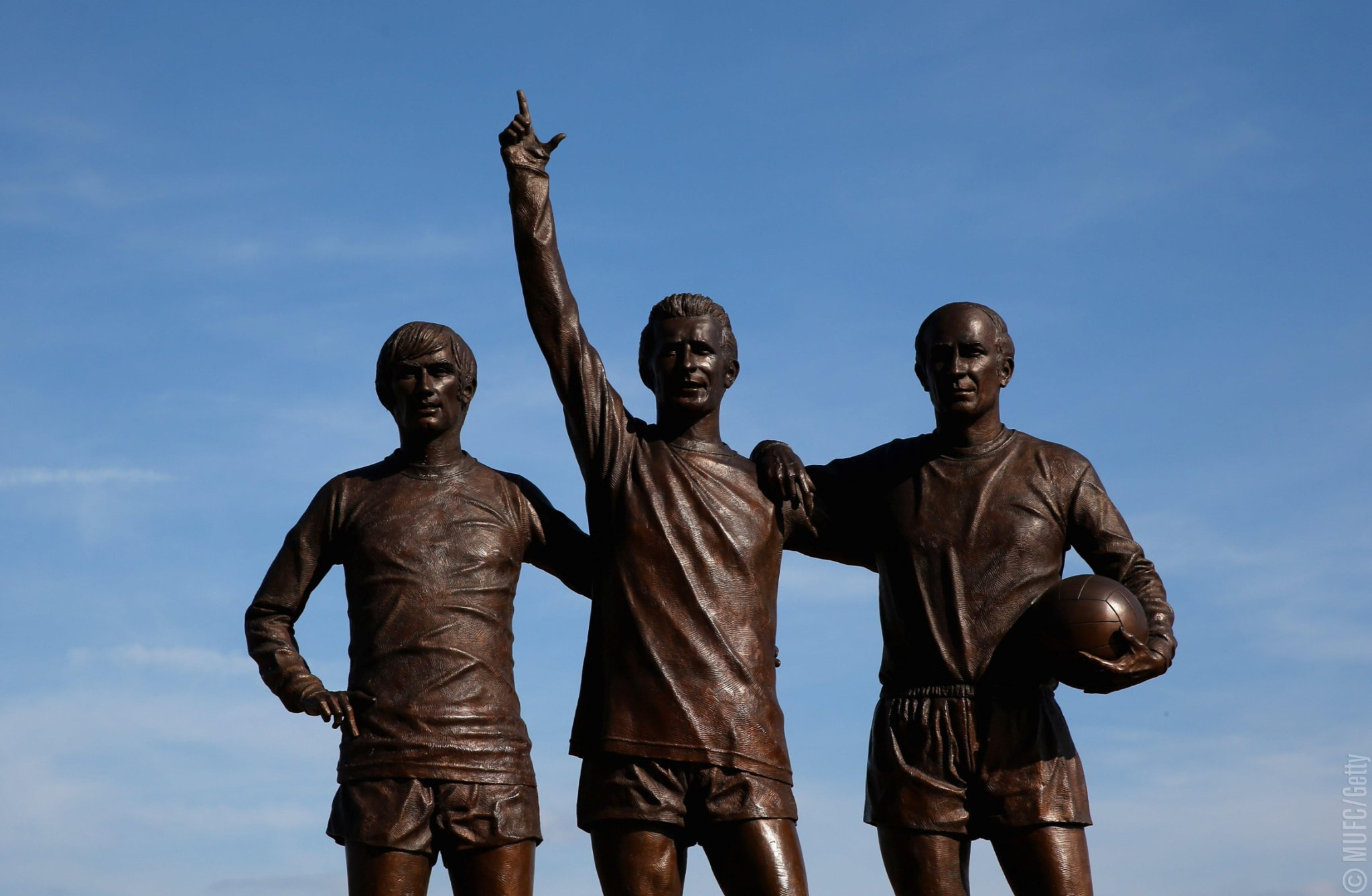 On this day in 1964, #MUFC's Trinity played together for the very first time... https://t.co/RiOdBSd8AL