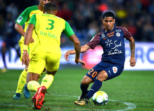 Dolly starts for French Ligue 1 side Montpellier for first time in five months