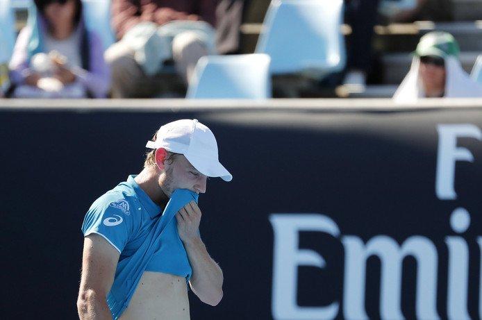 Julien Benneteau knikkert Belgische hoop David Goffin uit Australian Open https://t.co/PZ3xmtWmJH https://t.co/CrsdtZ1NQl