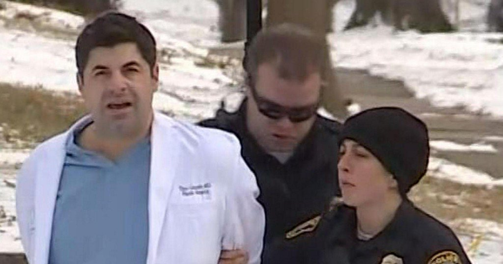 Doctor arrested after report of showing up for surgery possibly intoxicated