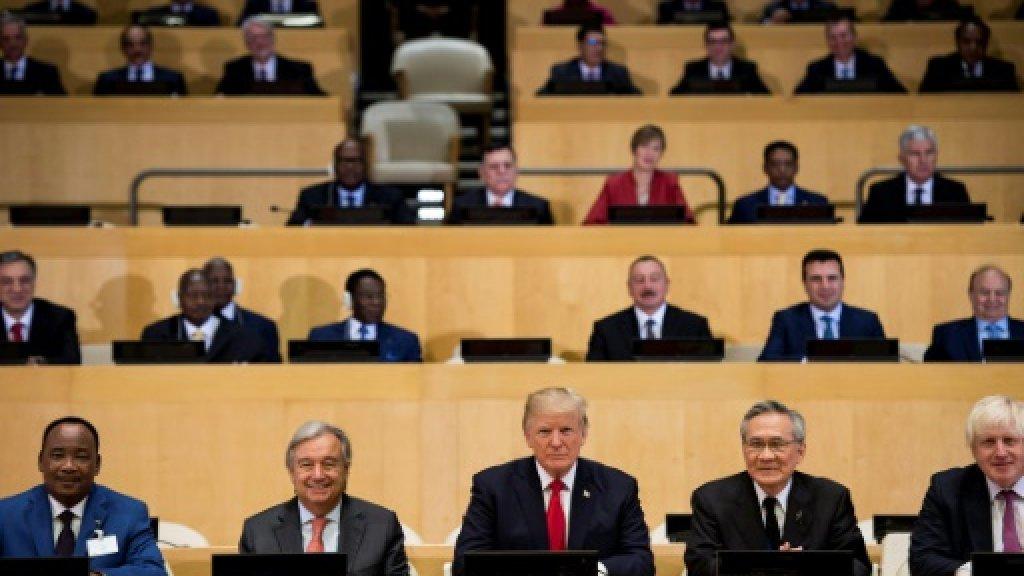 UN chief defends Iran deal after Trump demands changes