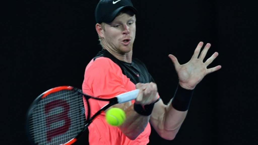 Britain's Edmund doubtful for Davis Cup tie with Spain