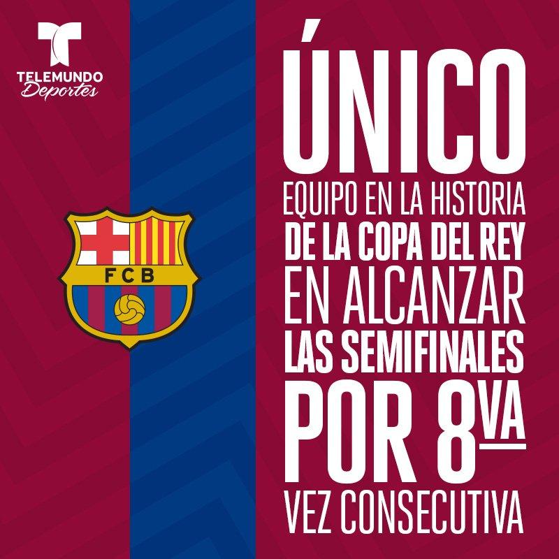 RT @TelemundoSports: ¡Un récord más para el @FCBarcelona  en la #CopadelRey! ???? https://t.co/p6KhcgLS2L