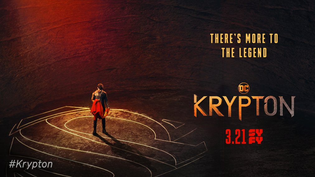 Krypton 1x08 Espa&ntildeol Disponible