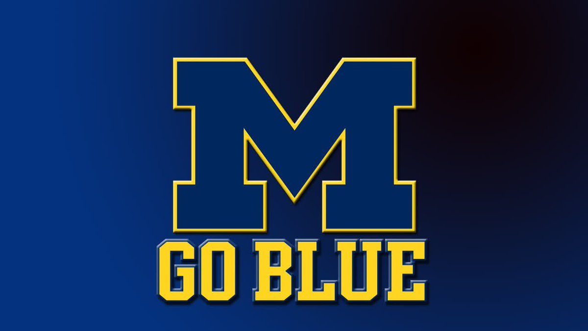 RT @yomzking: Blessed and humbled to receive an offer from the university of Michigan #goblue https://t.co/DME1KtIbnQ