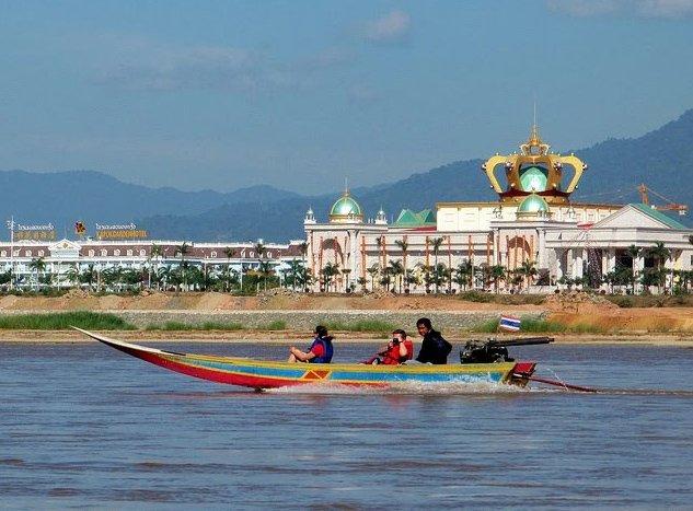 AS isytihar kasino Laos pusat jenayah terancang