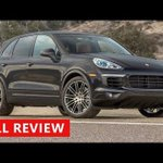 2019 Porsche Cayenne Review - Dauer: 12 Minuten
