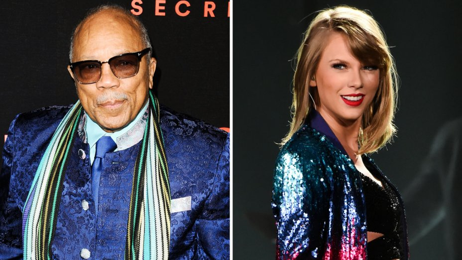 "Quincy Jones shades Taylor Swift's songwriting: ""We need songs, not hooks"""