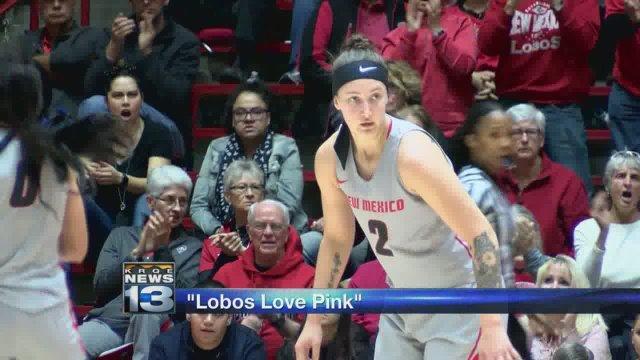 New Mexico games aimed at raising breast cancer awareness