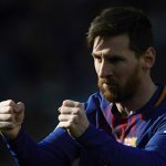 Messi invites call from Beckham's new Miami MLS franchise