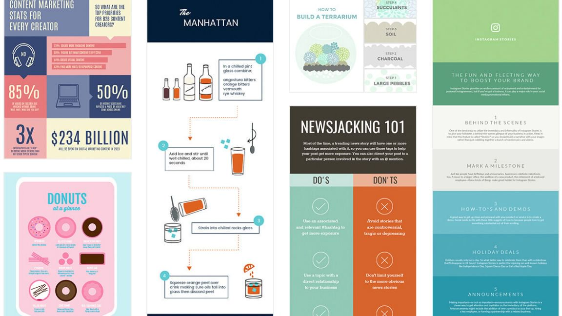 Best infographics tools