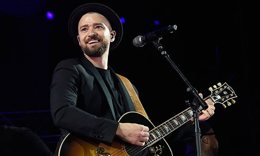 Justin Timberlake to headline the BRIT Awards 15 years after famous Kylie Minogue routine: