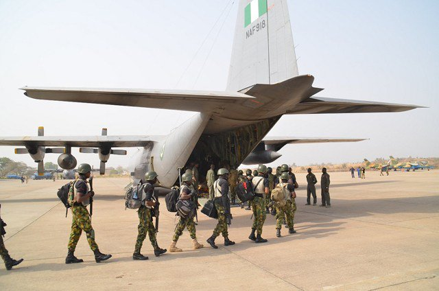 Amnesty says Nigerian air force killed 35 people in raids