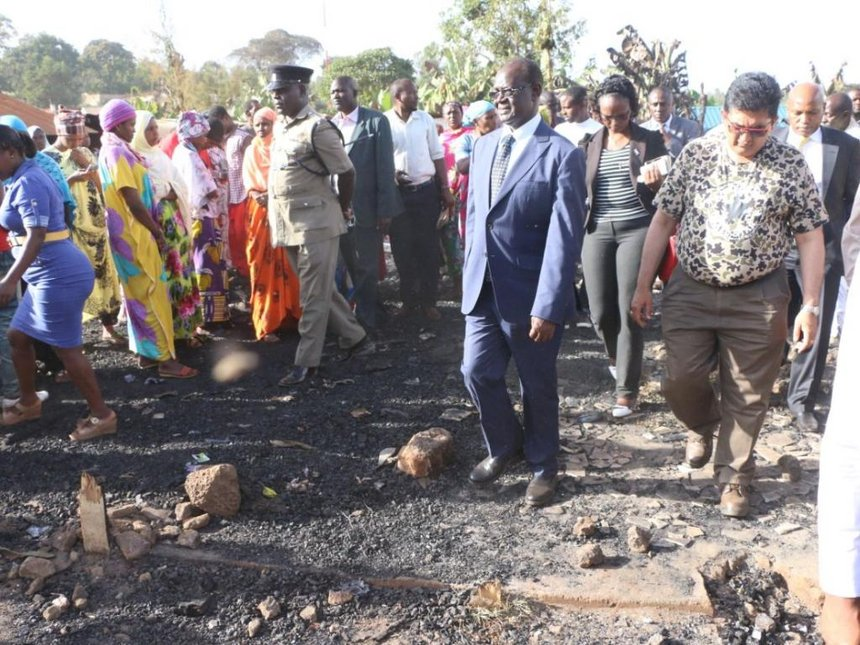 41 families left homeless, property worth millions burnt in two Meru fires