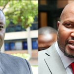 Moses Kuria wants Otiende Amollo to replace Raila Odinga as Luo kingpin