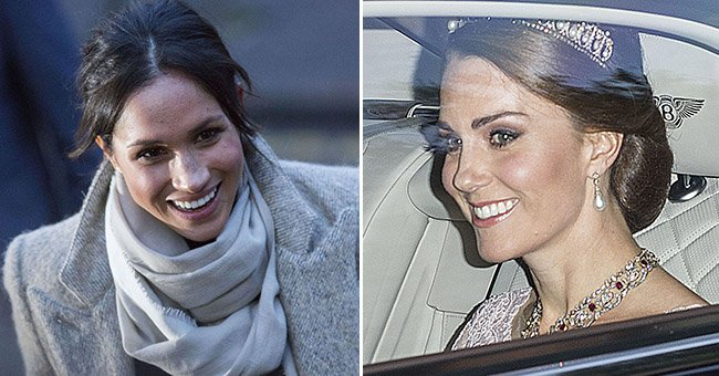 The SHOCK reason why Meghan Markle isn't allowed to wear a tiara, but Kate Middleton is...