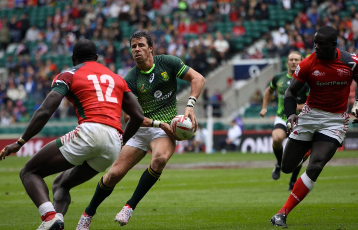 Kenya rugby team gears up for fourth round of HSBC Sevens World Series