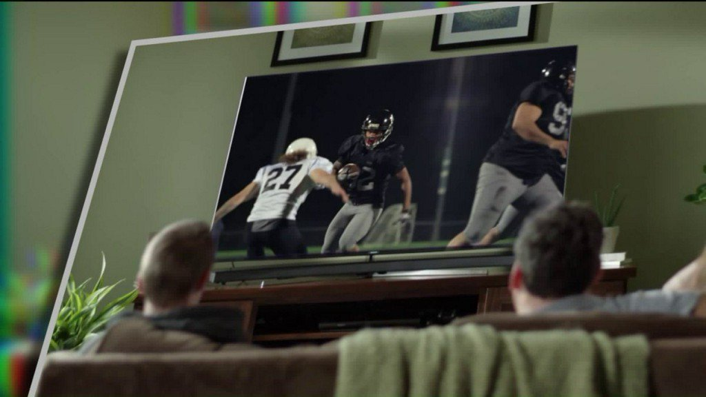 Best way to view the Super Bowl in yourhome