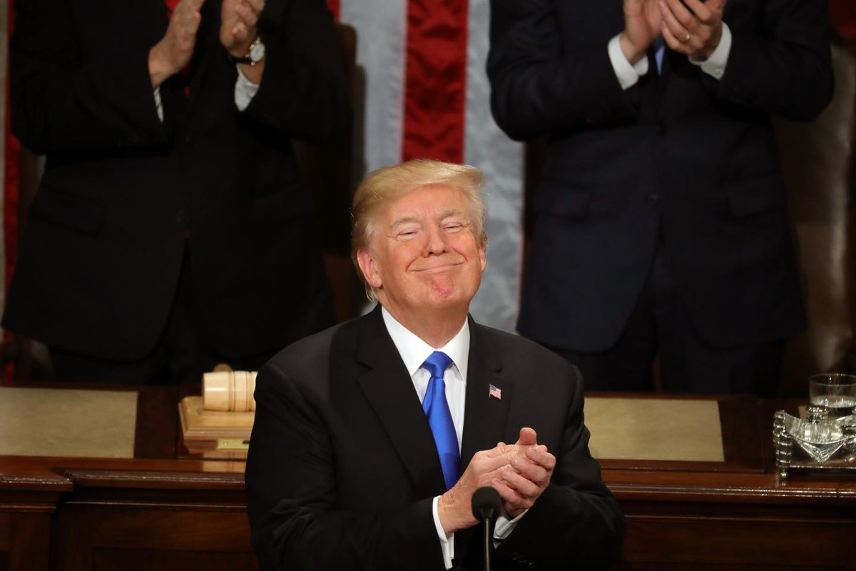 Trump didn't mention women once during his State of the Union address