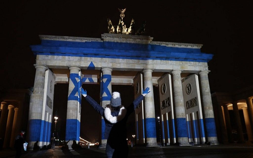 Anguished Germany raises anti-Semitism alarm