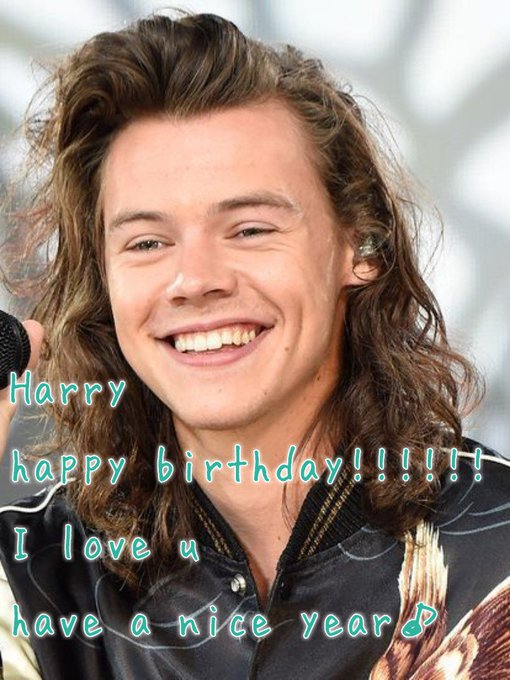 Harry happy birthday!!!!!