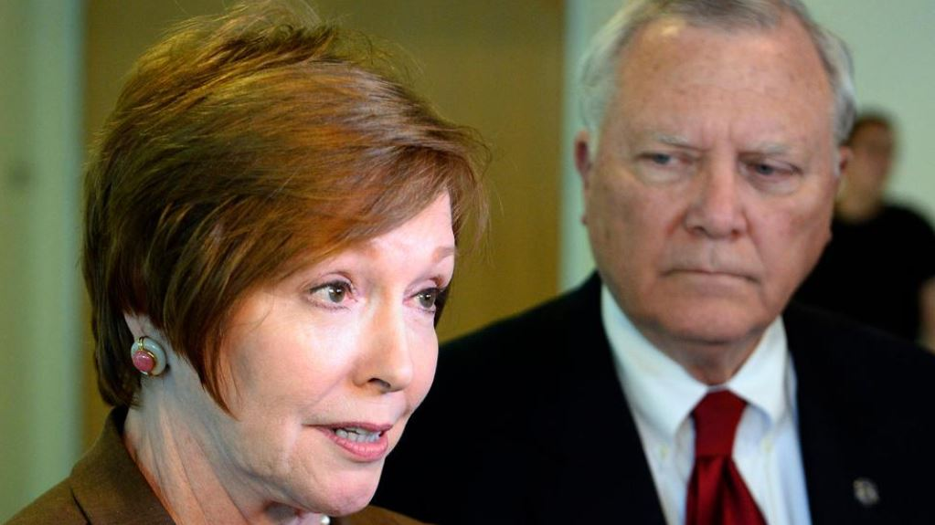 CDC Director Brenda Fitzgerald resigns over financial conflicts
