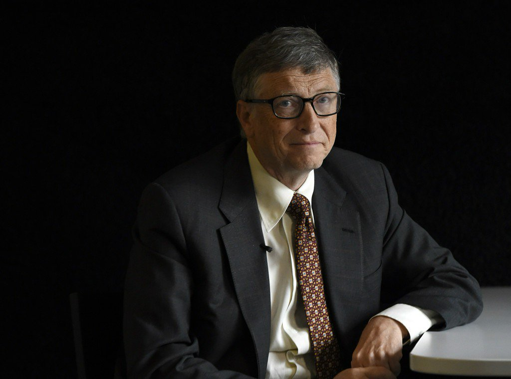 Bill Gates reveals his father is battling Alzheimer's