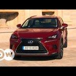 New hybrid: Lexus NX 300h   DW English